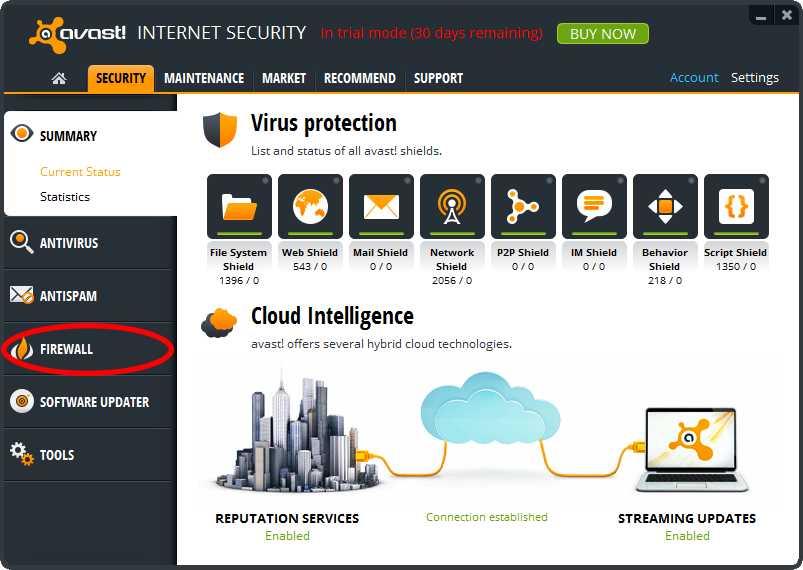 How to set exception in avast | How to set your Legacy exceptions in